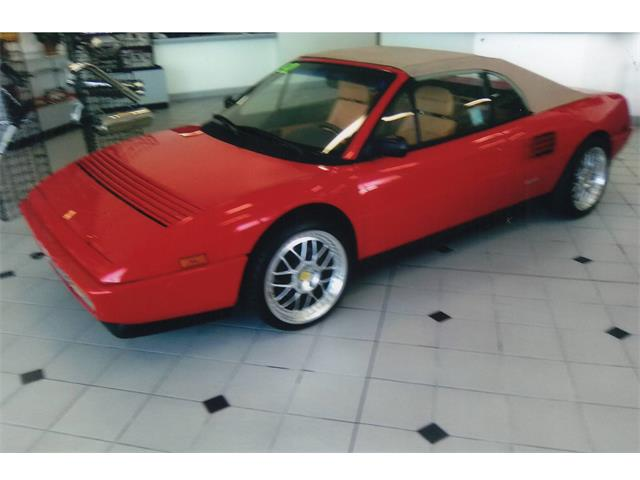 Picture of '92 MONDAIL T CVTBLE Offered by  - OPXX