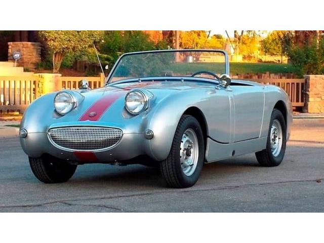 Picture of Classic '59 AUSTIN HEALEY BUG EYE SPRITE located in California Offered by  - OPY5