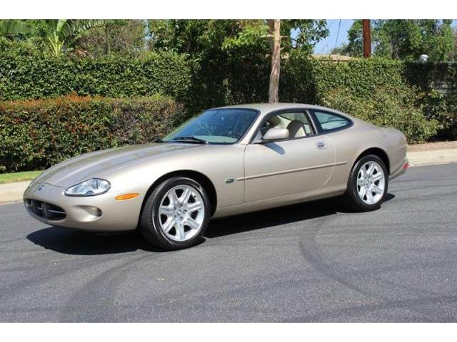 Picture of '00 Jaguar XK8 Offered by  - OPYC