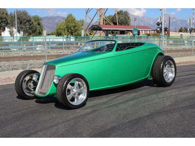 1933 Ford Roadster