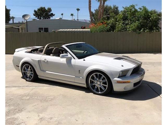 Picture of 2007 Ford SHELBY GT500 CVTBLE located in Palm Springs California Auction Vehicle - OPYN