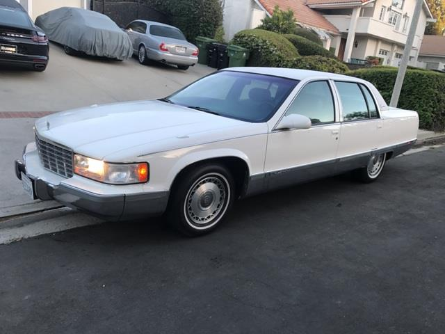 Picture of 1996 Cadillac Fleetwood Brougham Auction Vehicle Offered by  - OPYU