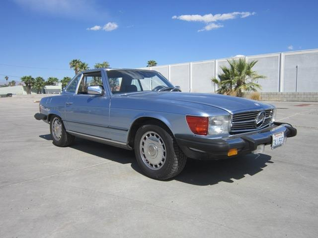 Picture of 1980 450 SL RDSTR located in Palm Springs California - OPYZ