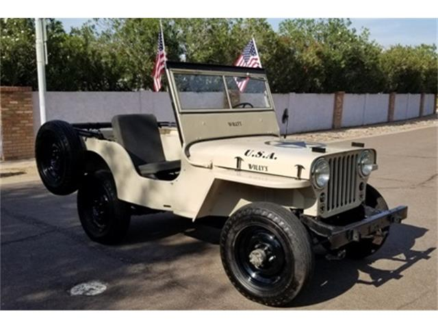 Picture of Classic '46 CJ2 A located in California Auction Vehicle - OPZ5