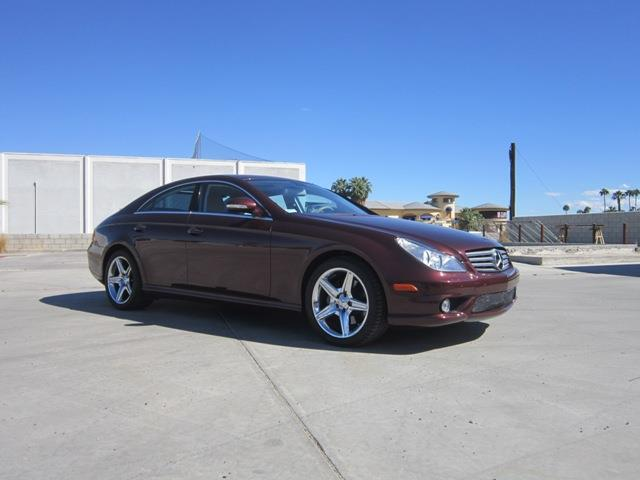 Picture of '08 MERCEDES BENZ CLS 550 located in Palm Springs California Auction Vehicle - OPZM