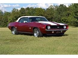 Picture of Classic 1969 Camaro located in North Carolina Auction Vehicle - ONLZ