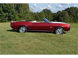 Picture of '69 Chevrolet Camaro Auction Vehicle - ONLZ