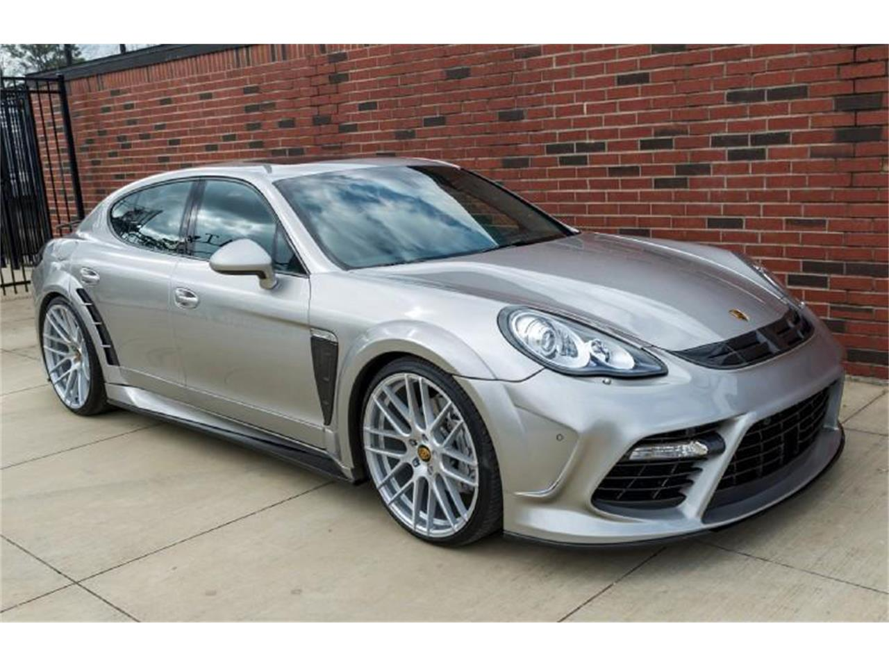 2012 porsche panamera custom for sale cc 1153433. Black Bedroom Furniture Sets. Home Design Ideas