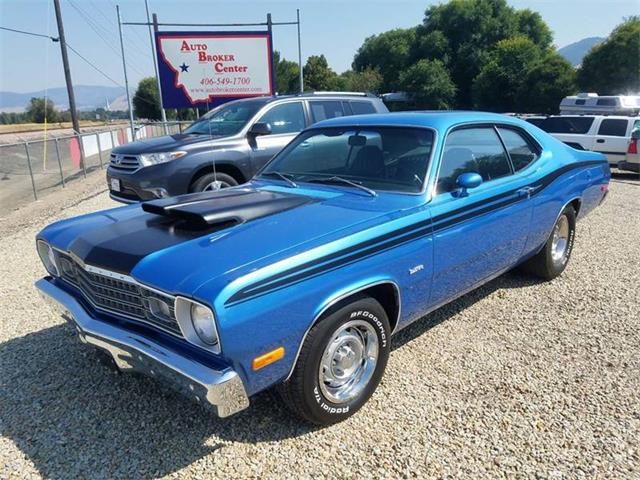 Picture of '73 Duster - OPZV