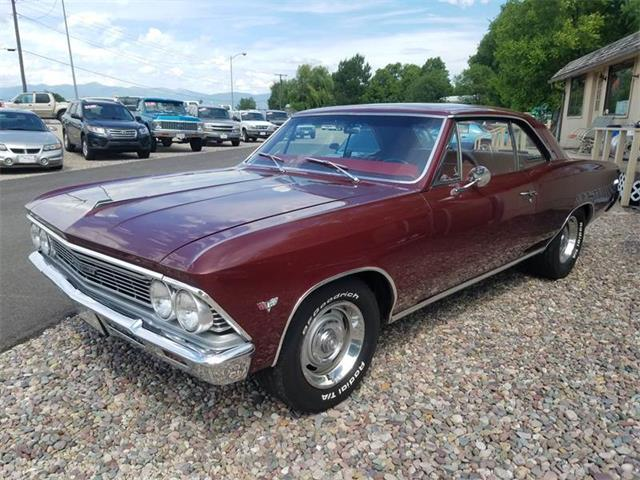Picture of Classic 1966 Chevelle Auction Vehicle - OPZW