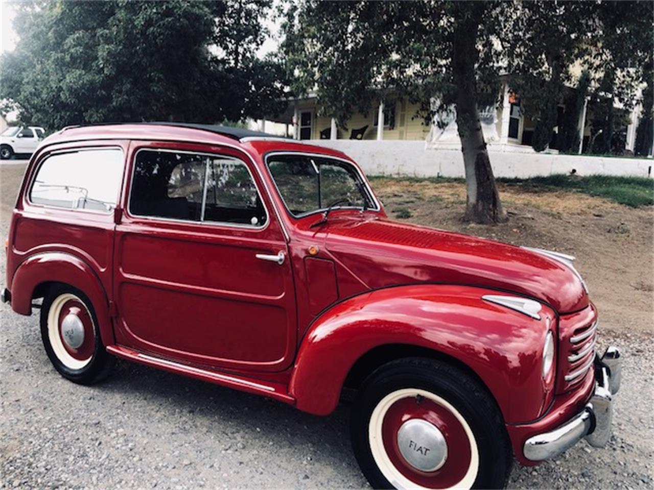 Fiat Of Palm Springs >> 1953 Fiat Topolino For Sale Classiccars Com Cc 1153447