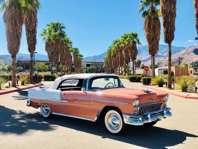 1955 Chevrolet BEL AIR CONVT