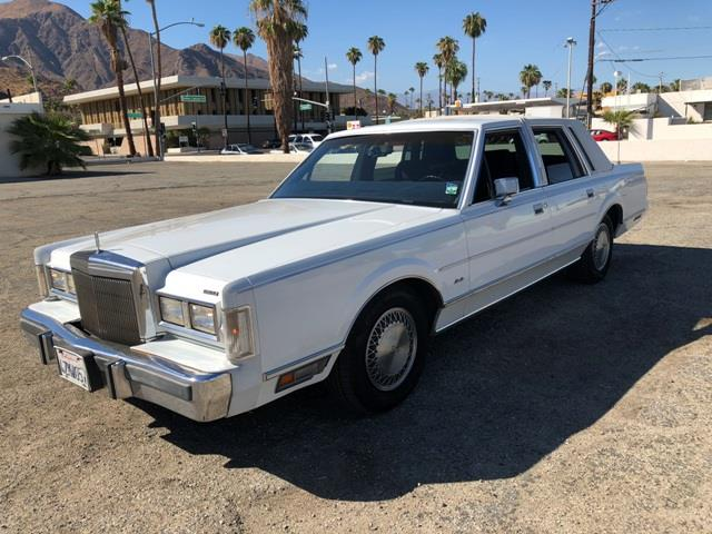 Picture of '88 Lincoln Town Car Auction Vehicle - OQ0D