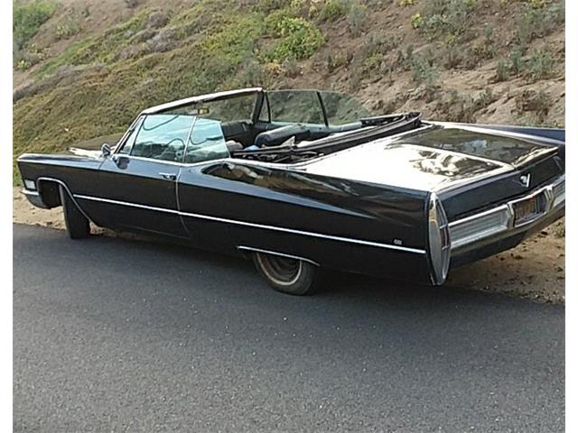 Picture of Classic 1967 Cadillac DeVille located in Palm Springs California Auction Vehicle - OQ0F