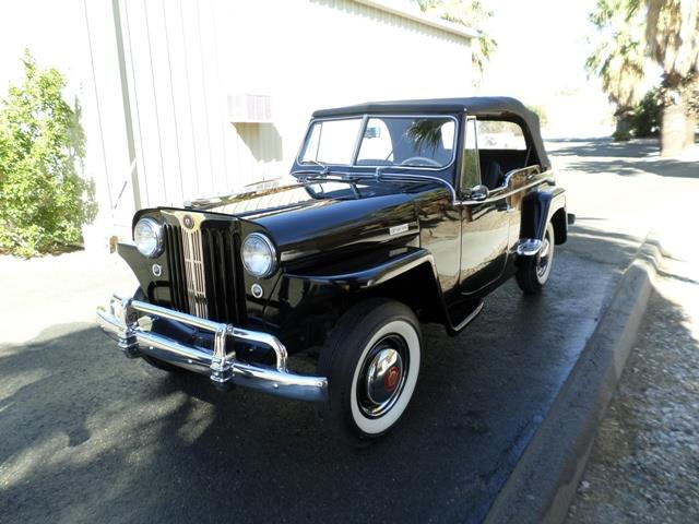 Picture of '48 Jeepster - OQ0P