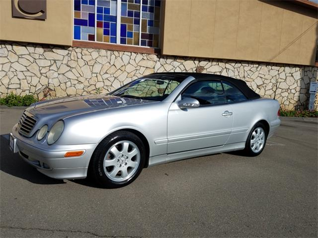 Picture of '02 MERCEDES BENZ CLK 320 CABRIOLET located in California Offered by  - OQ0R