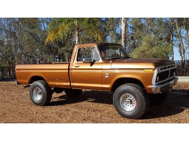 Picture of Classic '73 F250 Offered by  - OQ0S