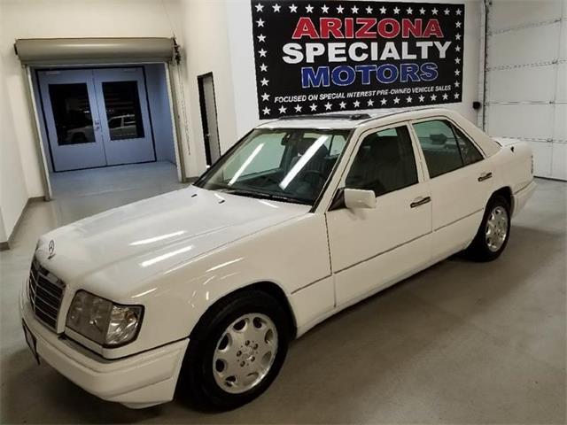 Picture of 1995 E300 D Auction Vehicle - OQ0T