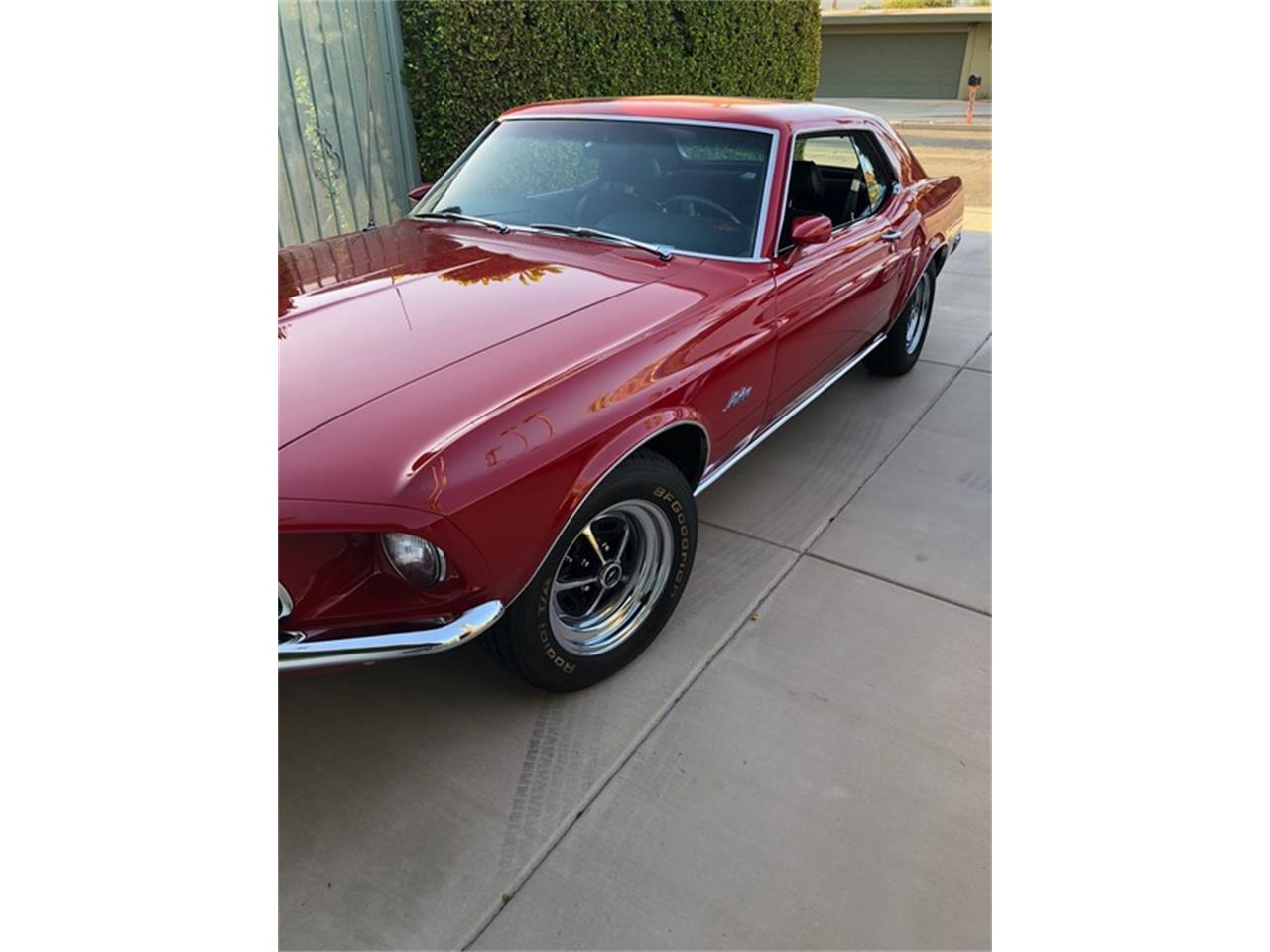 Large Picture of '69 Mustang - OQ0X