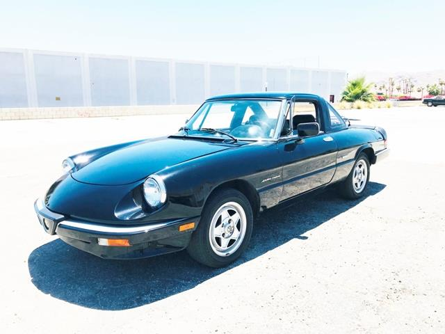 Picture of 1988 2000 Spider Veloce Auction Vehicle Offered by  - OQ10