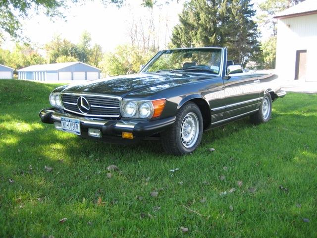 Picture of '85 380 SL ROASDSTER - OQ12