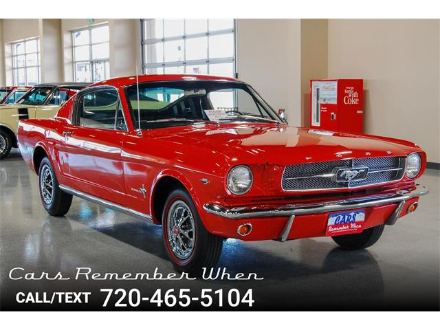 Picture of '65 Mustang located in Colorado - $45,900.00 Offered by  - OQ14