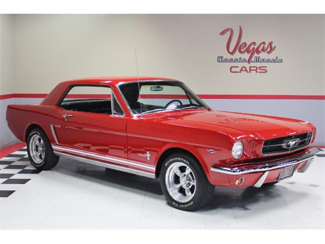 Picture of '65 Mustang - OQ1H