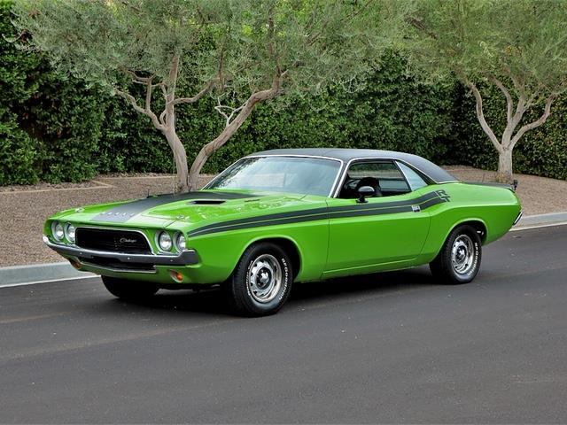 Picture of Classic 1972 Dodge Challenger Auction Vehicle Offered by  - OQ2K