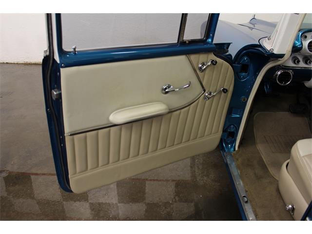 1957 Chevrolet Bel Air Wagon