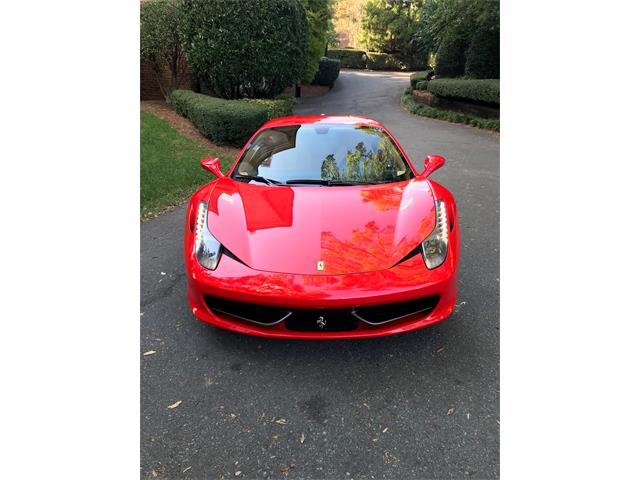 Picture of 2011 Ferrari 458 Italia - $172,500.00 - OQ2S