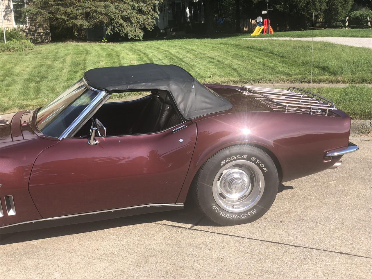 Chevrolet Dealers Columbus Ohio >> 1969 Chevrolet Corvette for Sale | ClassicCars.com | CC-1153551