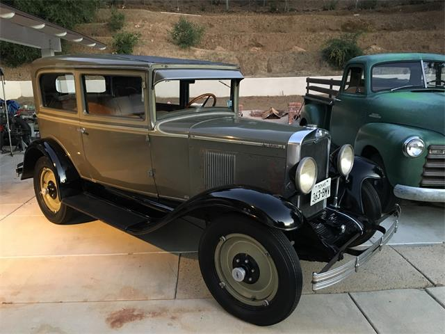 Picture of Classic 1929 Chevrolet 2-Dr Sedan - $9,000.00 Offered by a Private Seller - OQ35