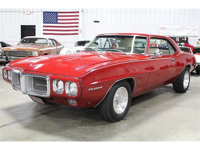 Picture of '69 Firebird located in Kentwood Michigan - $15,900.00 - OQ3B