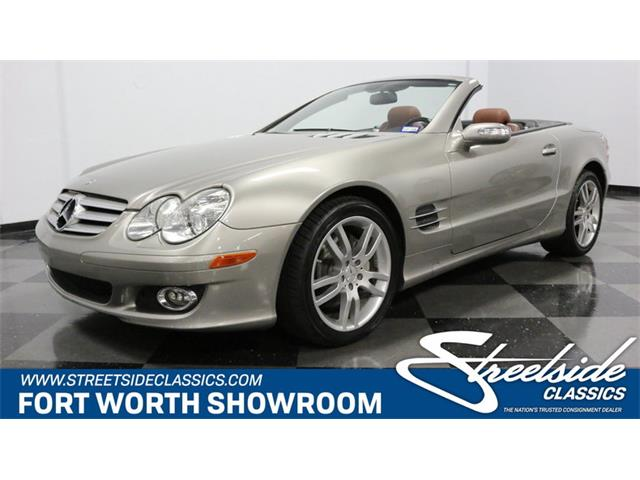 Picture of 2007 SL550 located in Texas - $29,995.00 Offered by  - OQ3F
