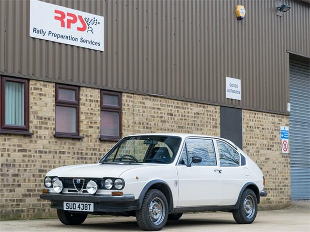 Alfa Romeo Alfasud For Sale On ClassicCarscom - Alfa romeo alfasud for sale