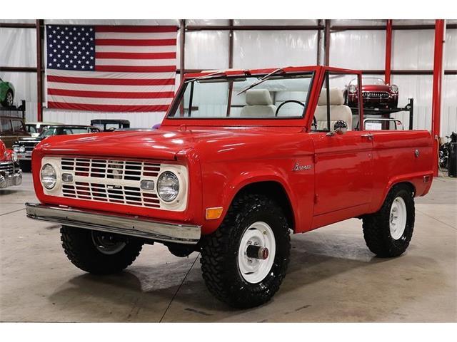 Picture of '68 Bronco - OQ3Q