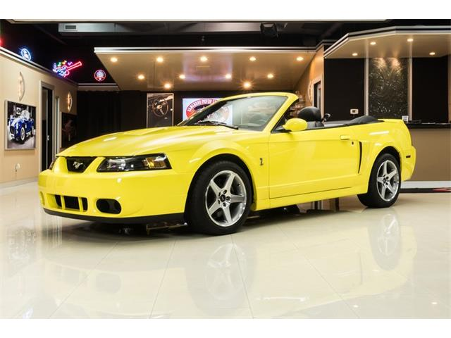 Picture of '03 Ford Mustang located in Plymouth Michigan Offered by  - OQ3U