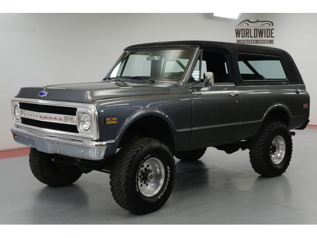 Picture of '70 Blazer - OQ44