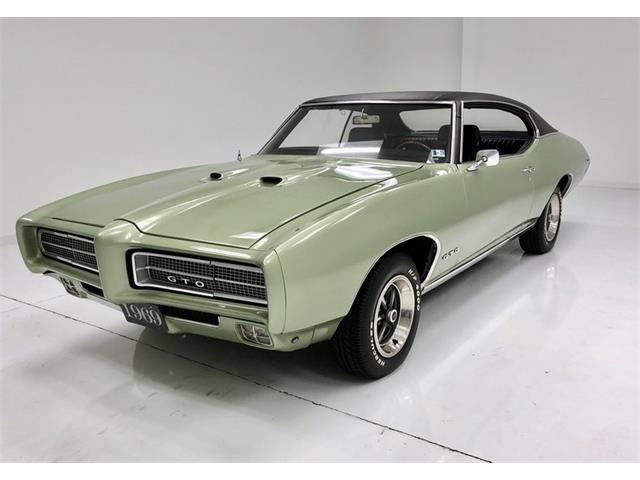 Picture of Classic 1969 Pontiac GTO located in Pennsylvania - $29,500.00 Offered by  - OQ45