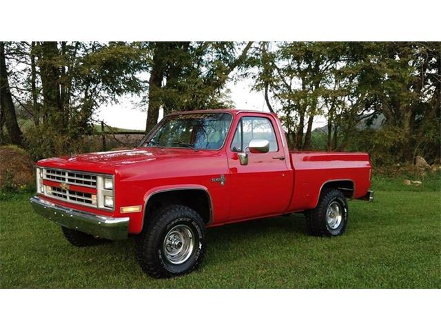 Picture of '86 K-10 Auction Vehicle - OQ4E