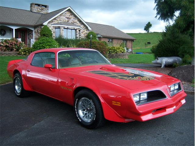 Picture of '78 Pontiac Firebird Trans Am located in North Carolina Auction Vehicle - OQ4N