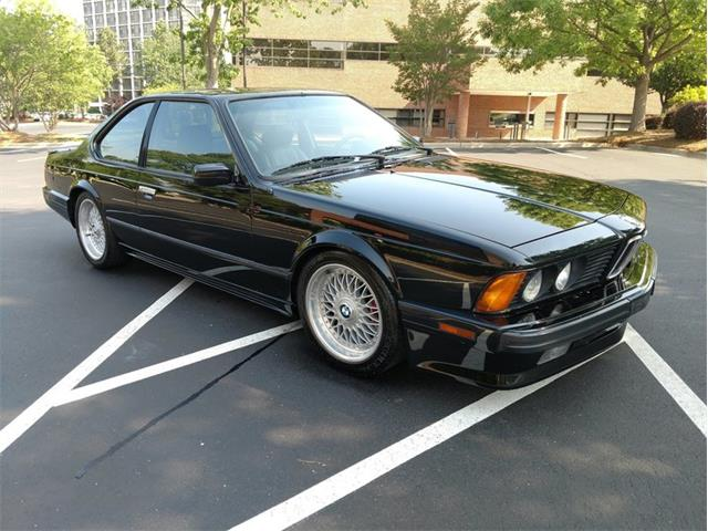 Picture of '88 M6 Offered by  - OQ4S