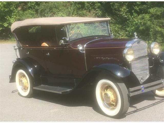 Picture of Classic 1930 Phaeton Auction Vehicle Offered by  - OQ52