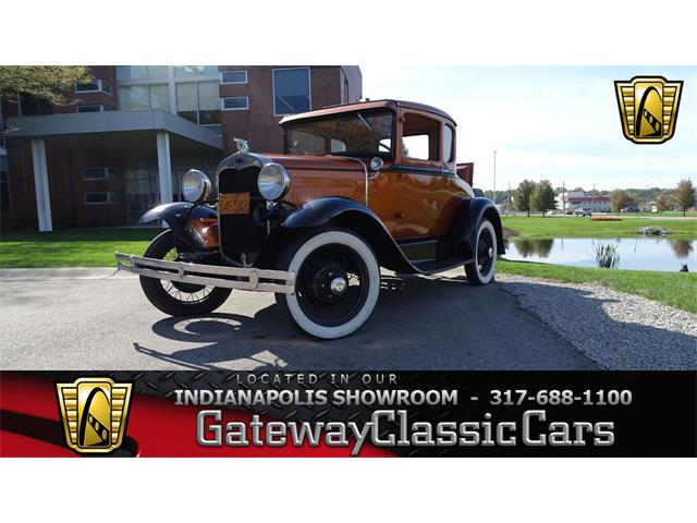 Picture of Classic '31 Model A located in Indianapolis Indiana - $18,995.00 Offered by  - OQ59