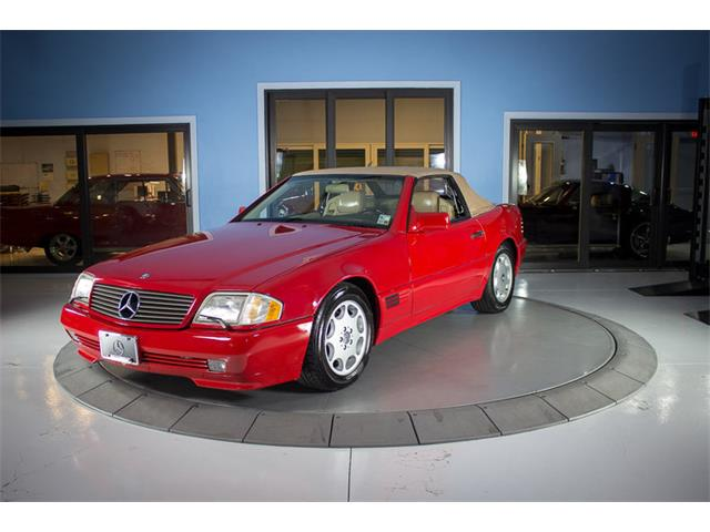 Picture of 1991 Mercedes-Benz 500 located in Florida Offered by  - OQ5L