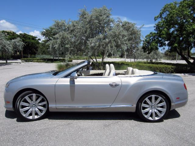 Picture of '12 Continental GTC - OQ63