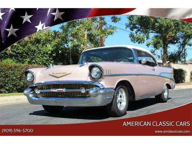 Picture of '57 Chevrolet Bel Air located in California Offered by  - ONMM