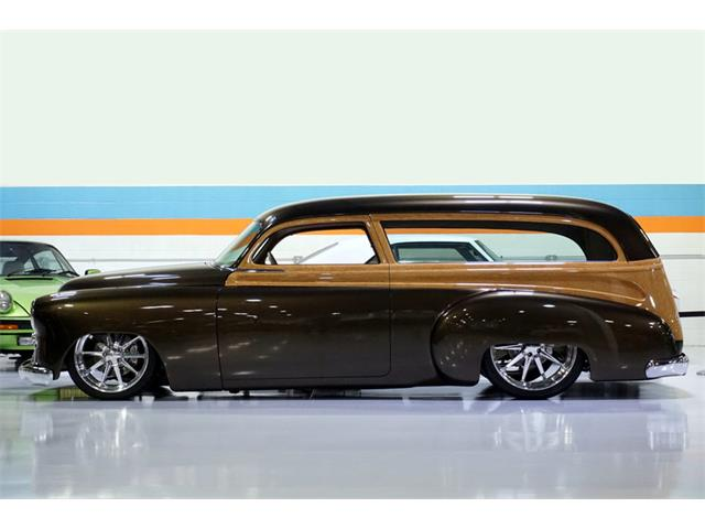 Picture of '50 Woody Wagon - ONMN
