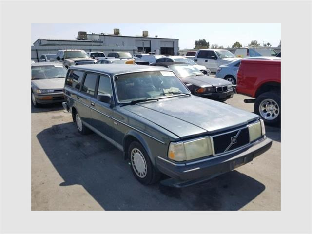 Picture of '90 Volvo 240 located in Pahrump Nevada - $7,999.00 - OQ6R