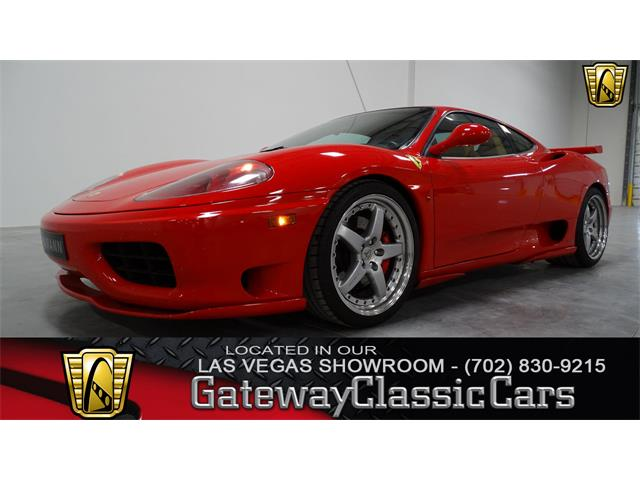 Picture of '99 Ferrari 360 located in Nevada - $104,000.00 Offered by  - OQ71
